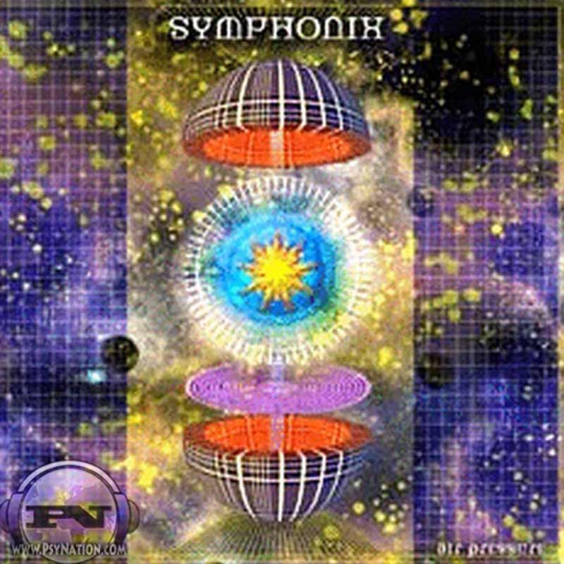 Symphonix - Air Pressure EP
