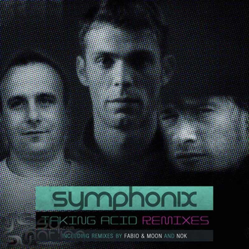 Symphonix - Taking Acid Remixes Part 2