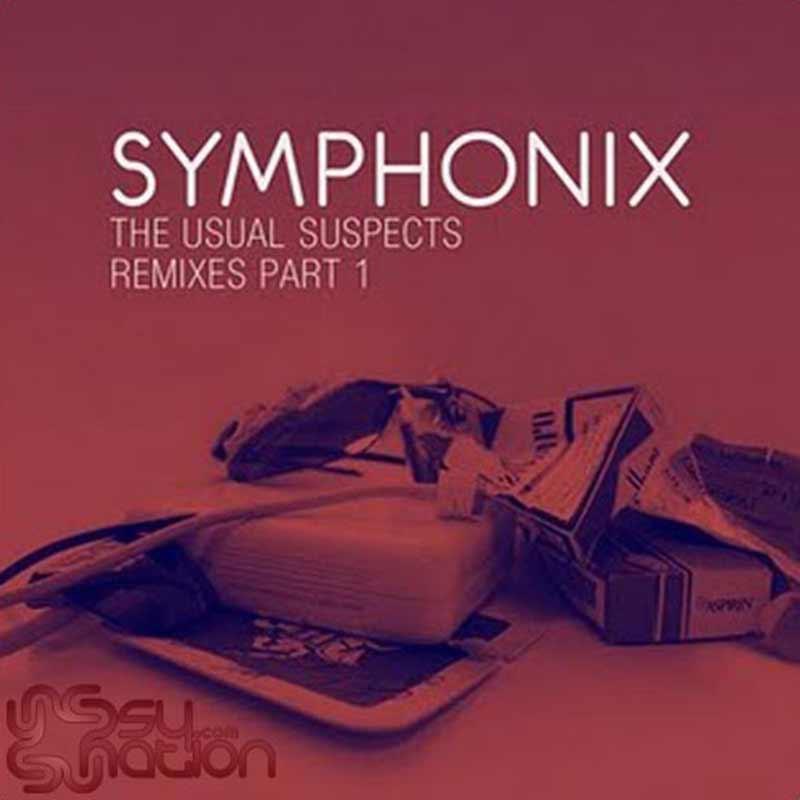 Symphonix - The Usual Suspects Remixes Part 1