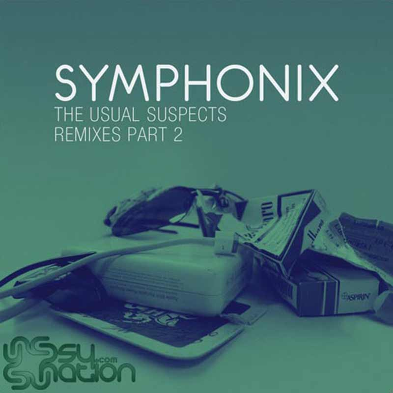 Symphonix - The Usual Suspects Remixes Part 2