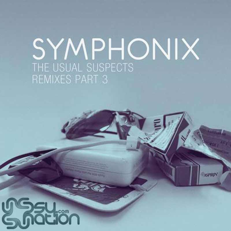 Symphonix - The Usual Suspects Remixes Part 3