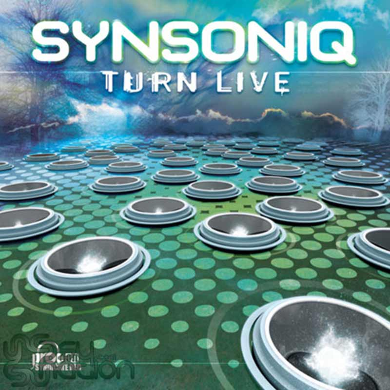 Synsoniq - Turn Live