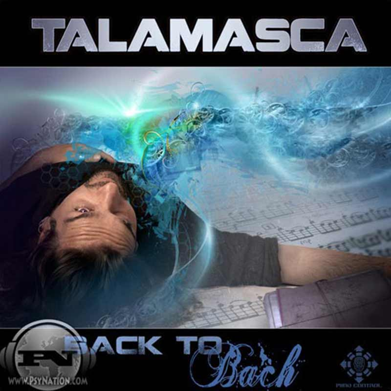 Talamasca - Back To Bach