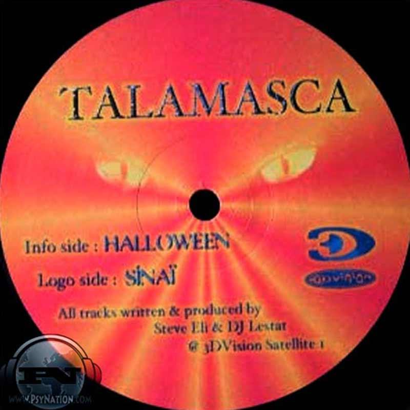 Talamasca - Sinaï & Halloween EP