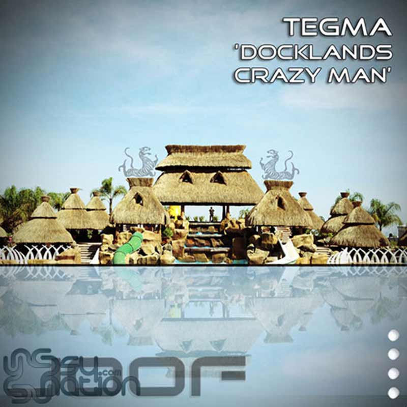 Tegma - Docklands Crazy Man