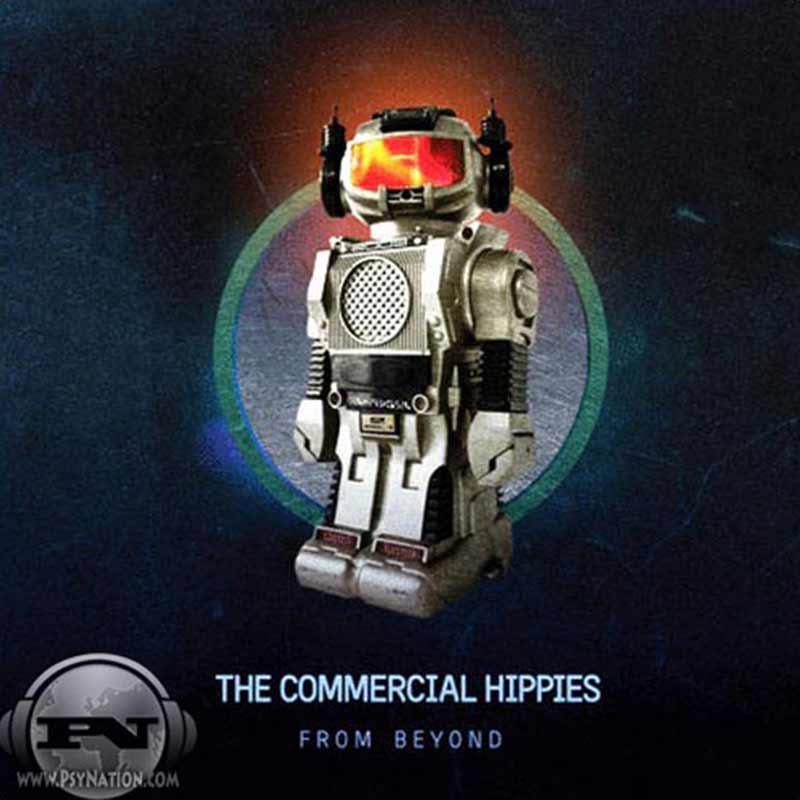 The Commercial Hippies - From Beyond