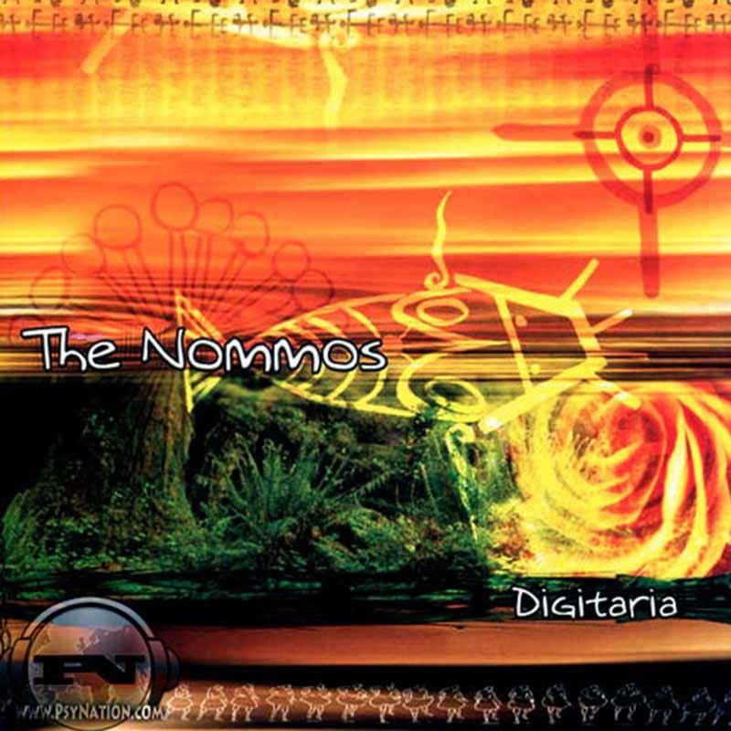 The Nommos - Digitaria