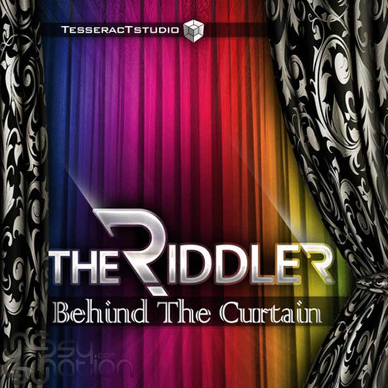 The Riddler - Behind The Curtain