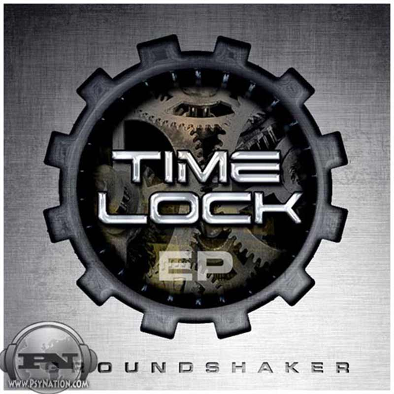 Time Lock - Groundshaker EP