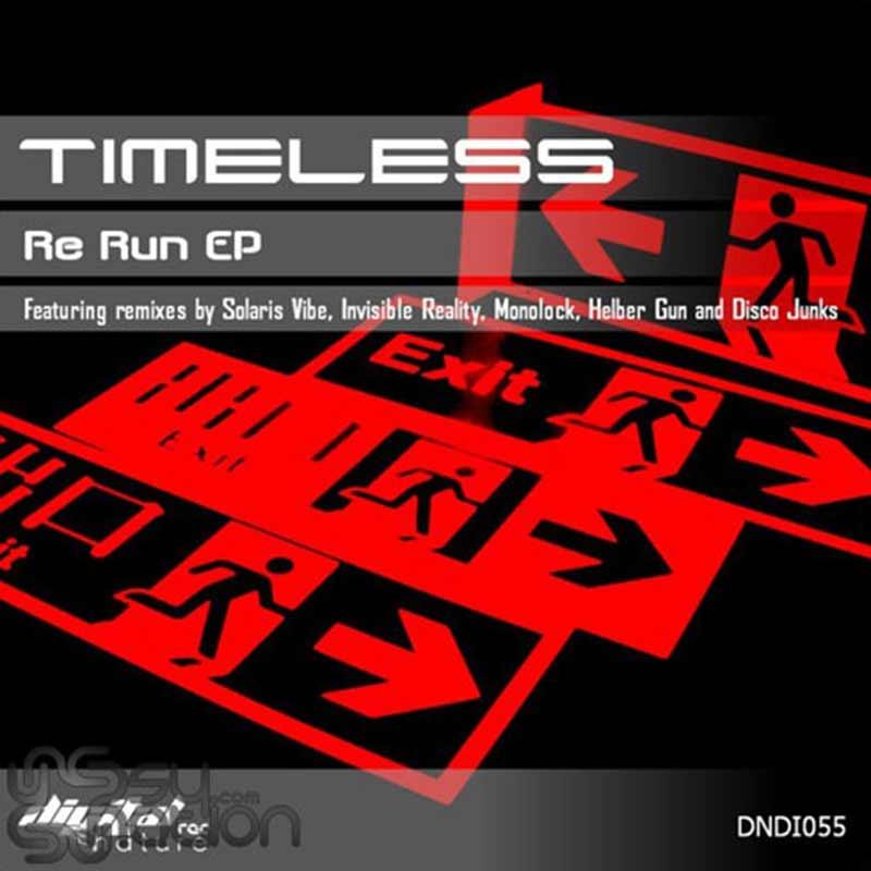 Timeless - Re Run EP