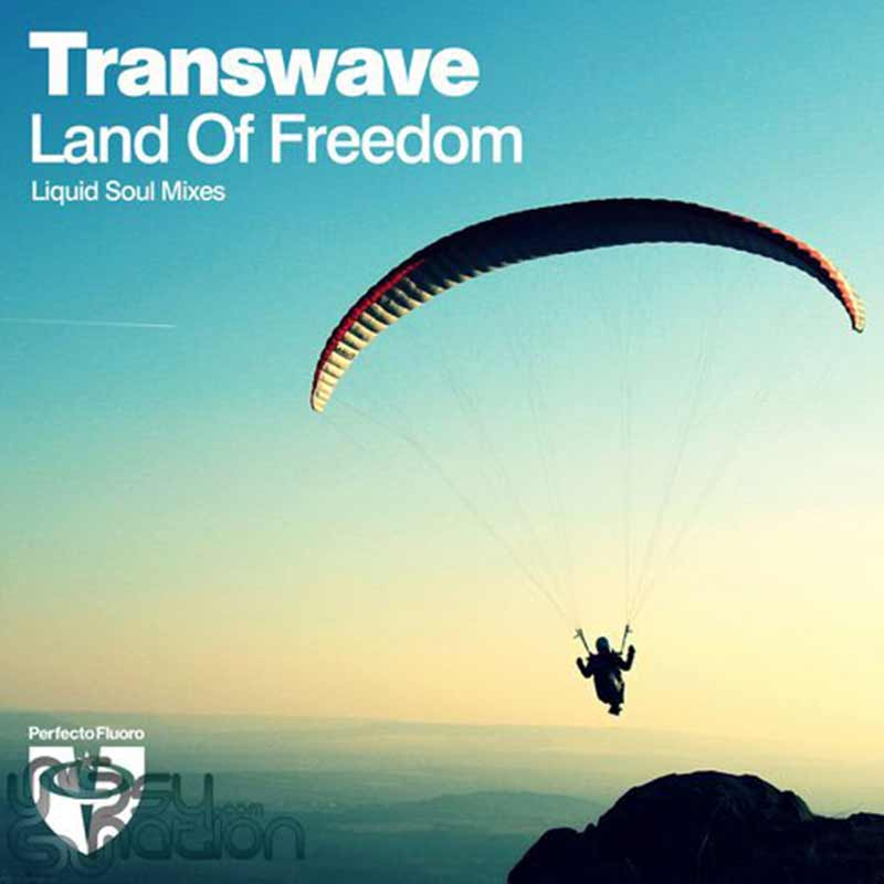Transwave - Land Of Freedom (Liquid Soul Remix)