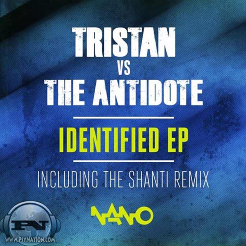 Tristan Vs. The Antidote - Identified EP