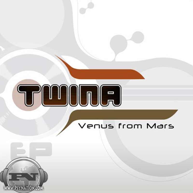 Twina - Venus From Mars EP