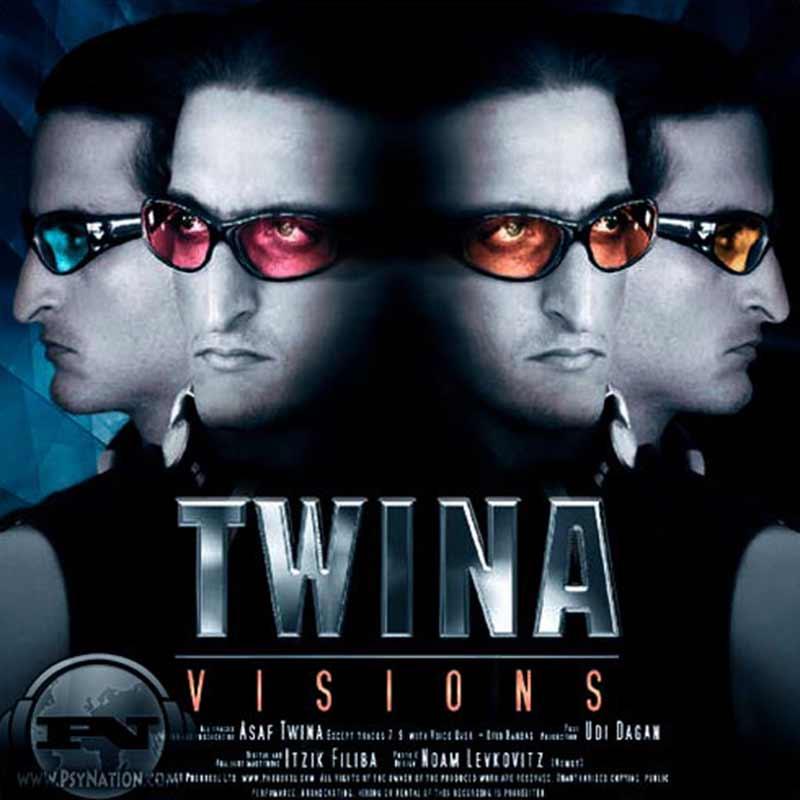 Twina - Visions