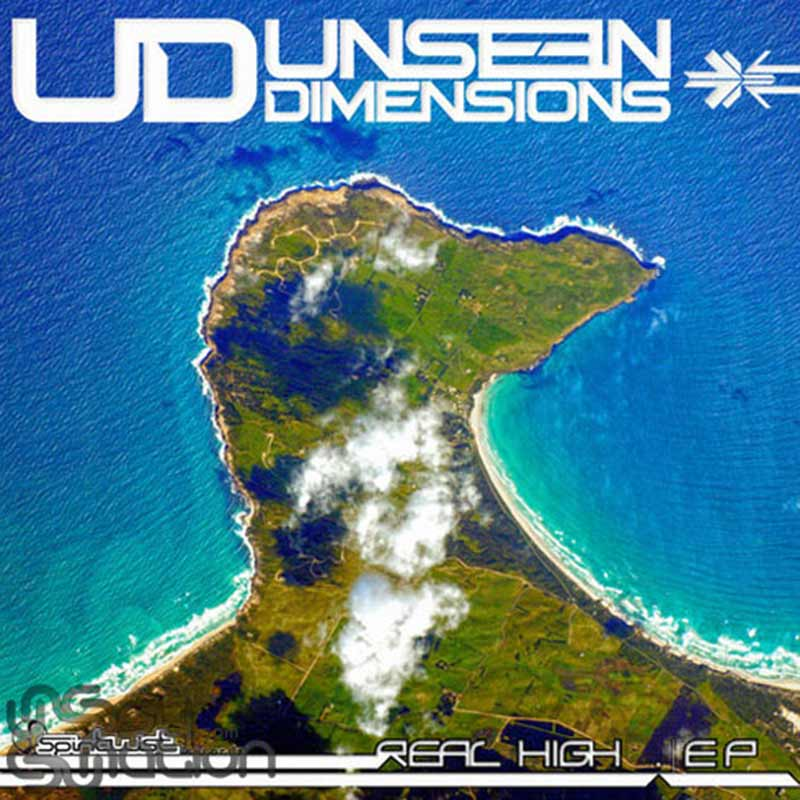 Unseen Dimensions - Real High EP