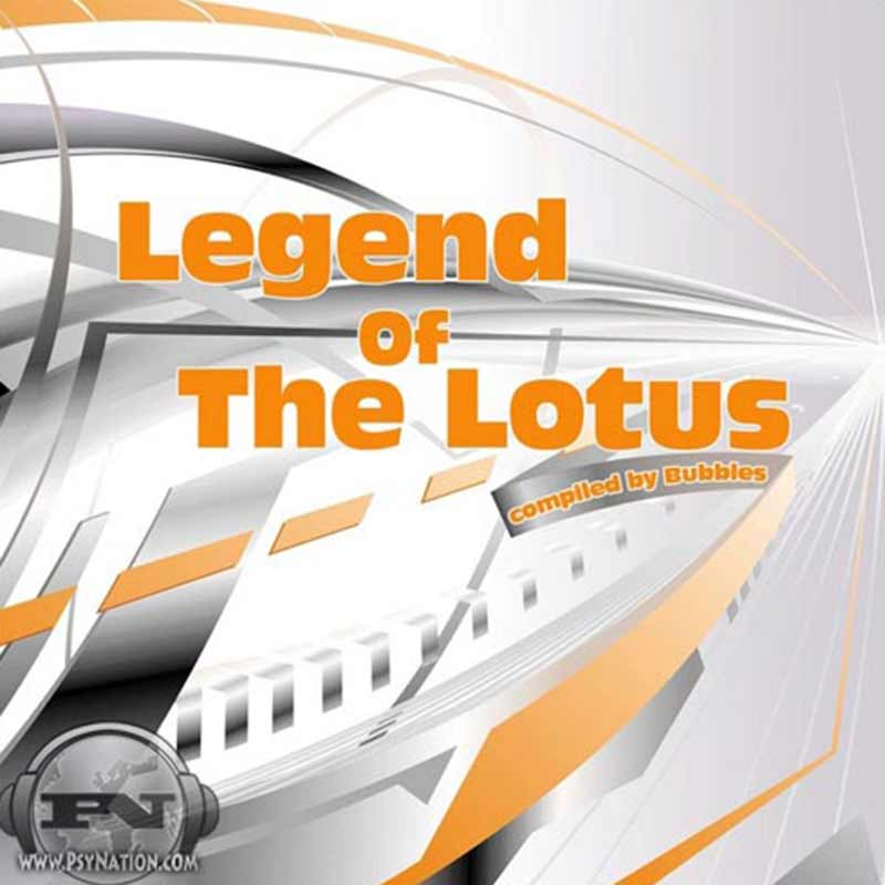 V.A. - Legend Of The Lotus (Compiled by Bubbles)