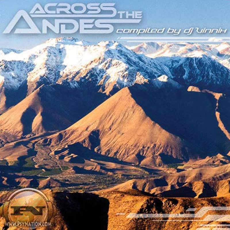 V.A. - Across The Andes (Compiled by DJ Vinnix)