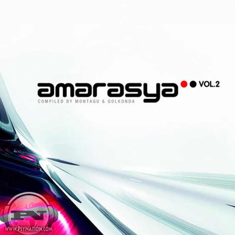 V.A. - Amarasya Vol. 2 (Compiled by Montagu & Golkonda)