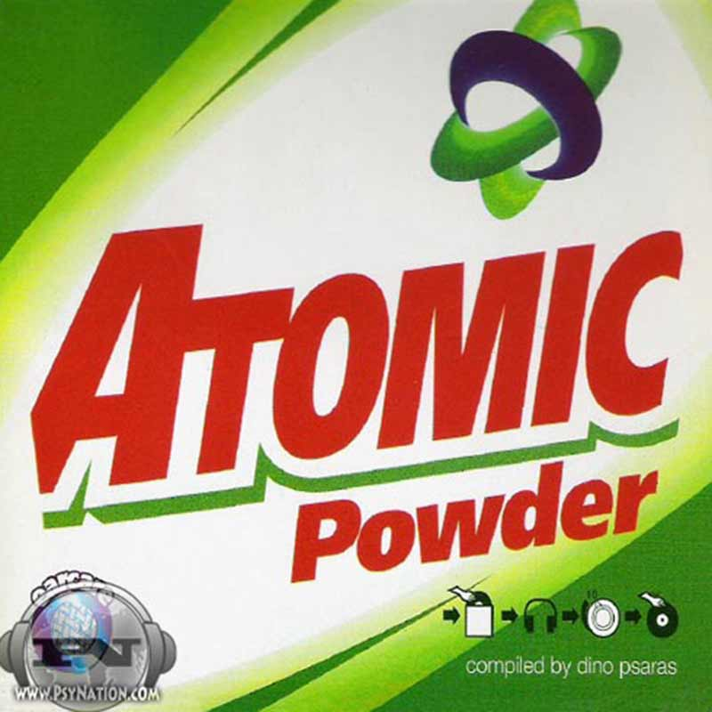 V.A. - Atomic Powder (Compiled by Dino Psaras)