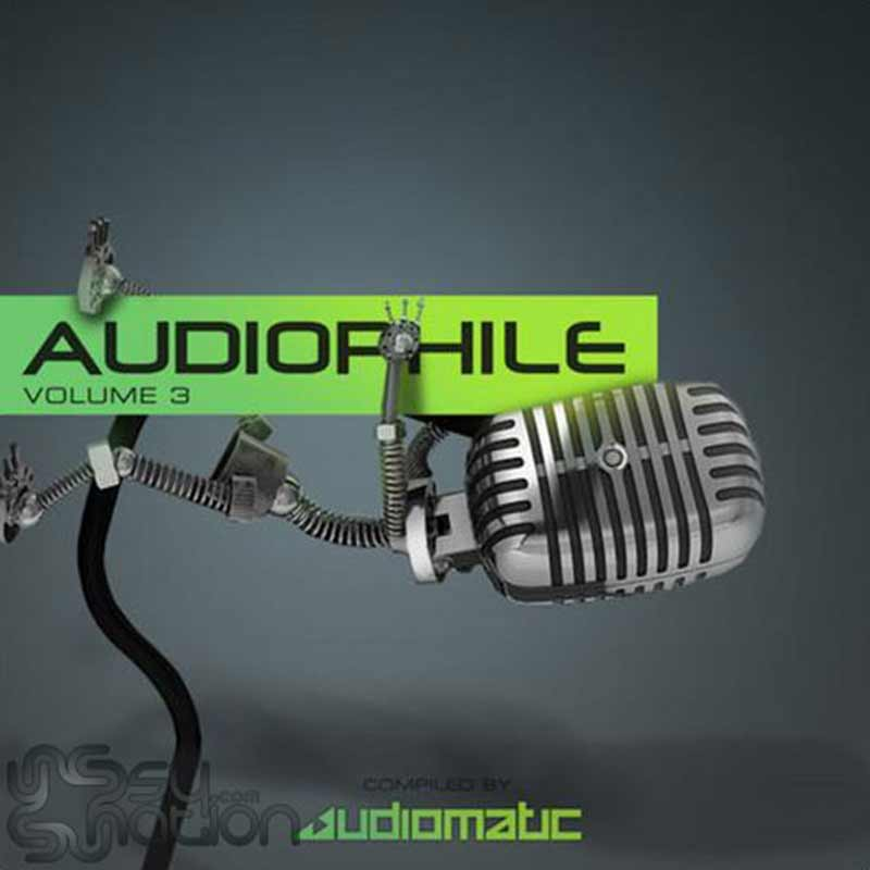 V.A. - Audiophile Vol. 3 (Compiled by Audiomatic)