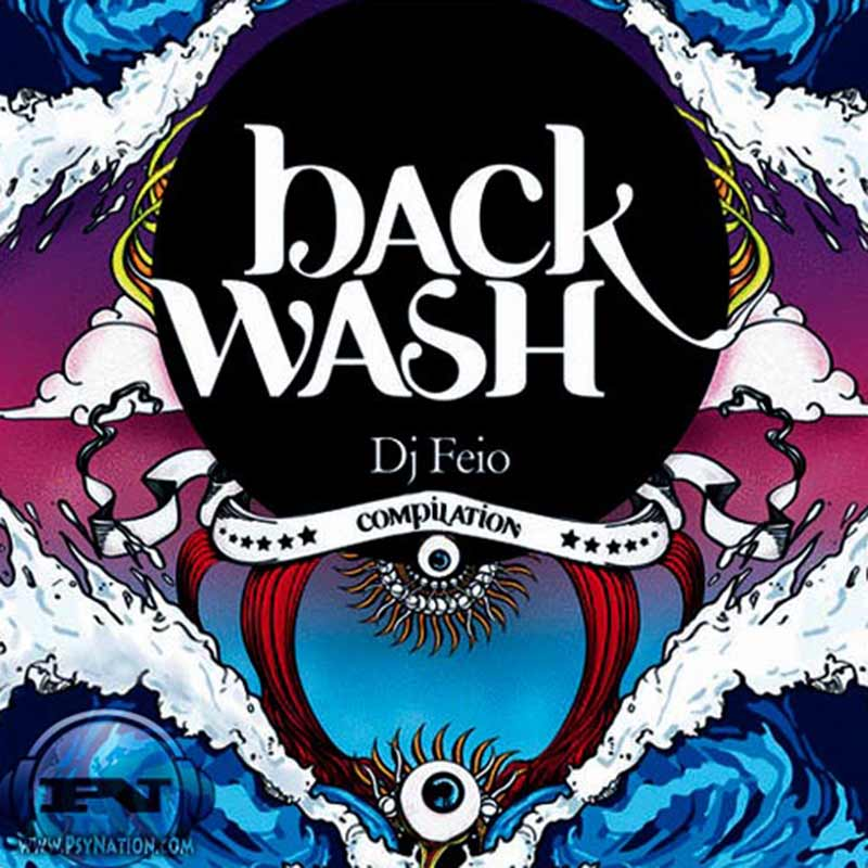 V.A. - Back Wash (Compiled by DJ Feio)