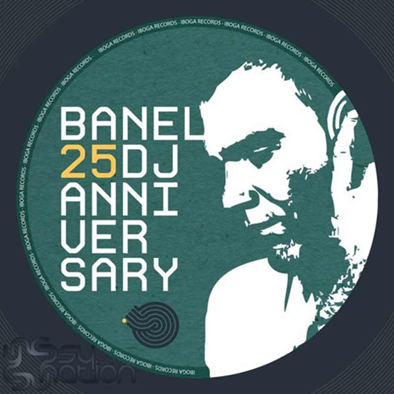 V.A. – Banel: 25 Years DJ Anniversary