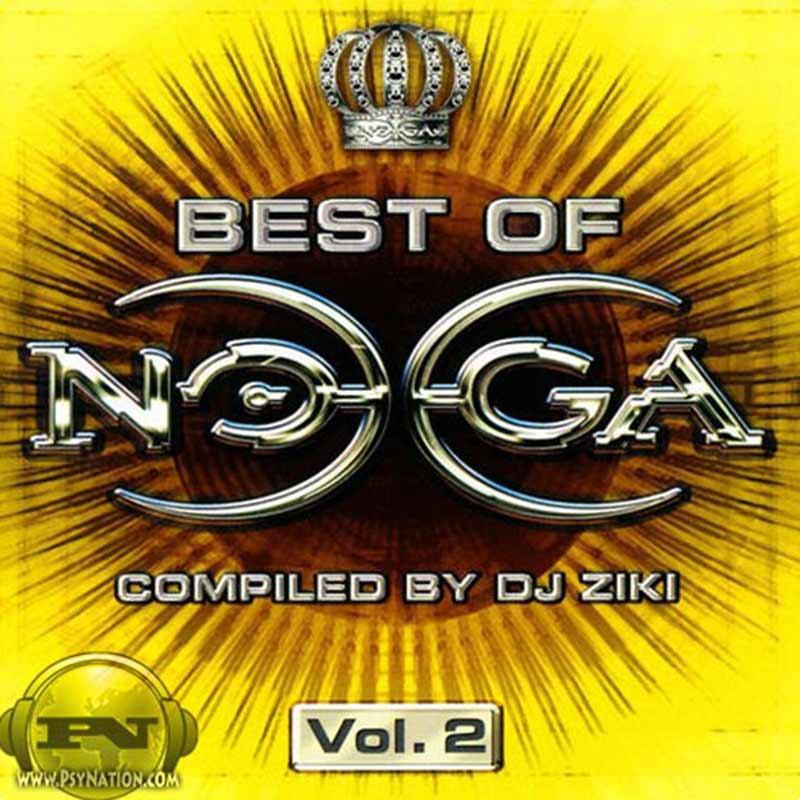 V.A - Best Of Noga Vol. 2 (Compiled by Ziki)