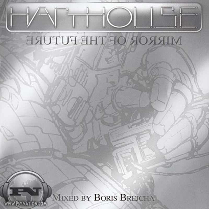 V.A. - Mirror Of The Future (Mixed by Boris Brejcha)