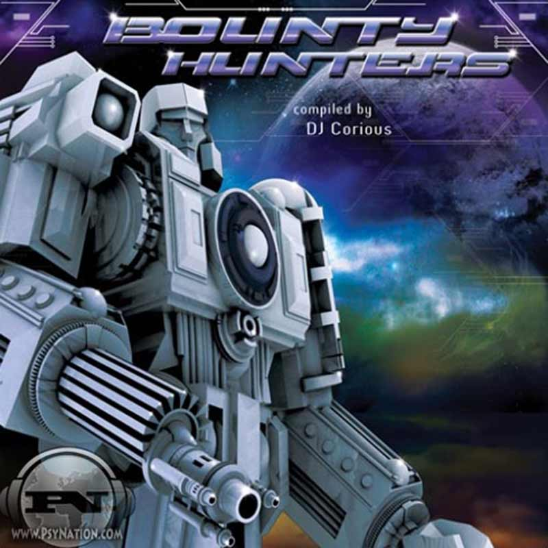 V.A. - Bounty Hunters (Compiled by Corious)