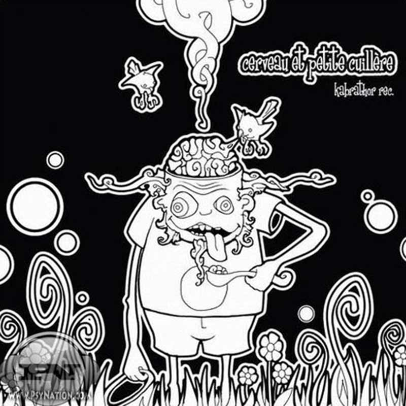 V.A. - Cerveau Et Petite Cuillère (Compiled by Electrypnose)