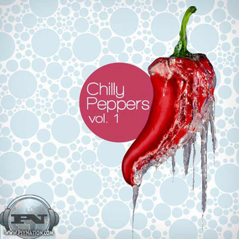 V.A. - Chilly Peppers Vol. 1 (Compiled by DJ Shahar)