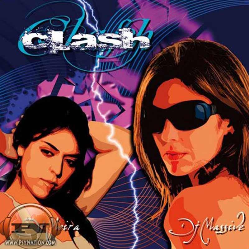 V.A. - Clash (Compiled by DJ Moira & DJ Massive)