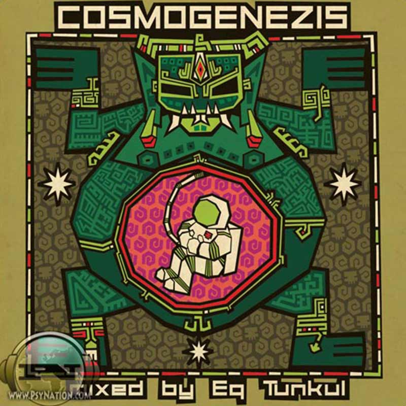 V.A. - Cosmogenezis (Mixed by Eq Tunkul)
