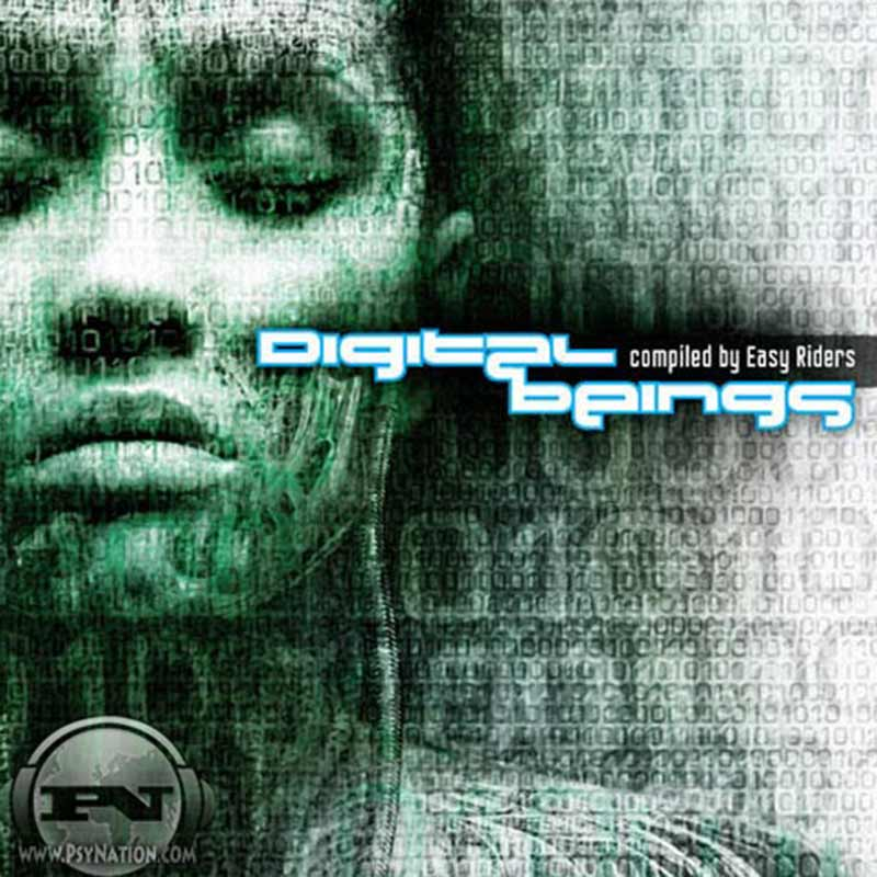V.A. – Digital Beings (Compiled by Easy Riders)