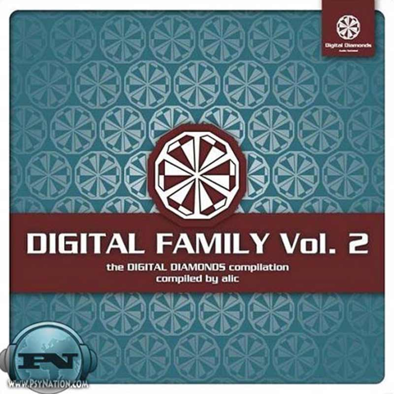 V.A. - Digital Family Vol. 2 (Compiled by Alic)