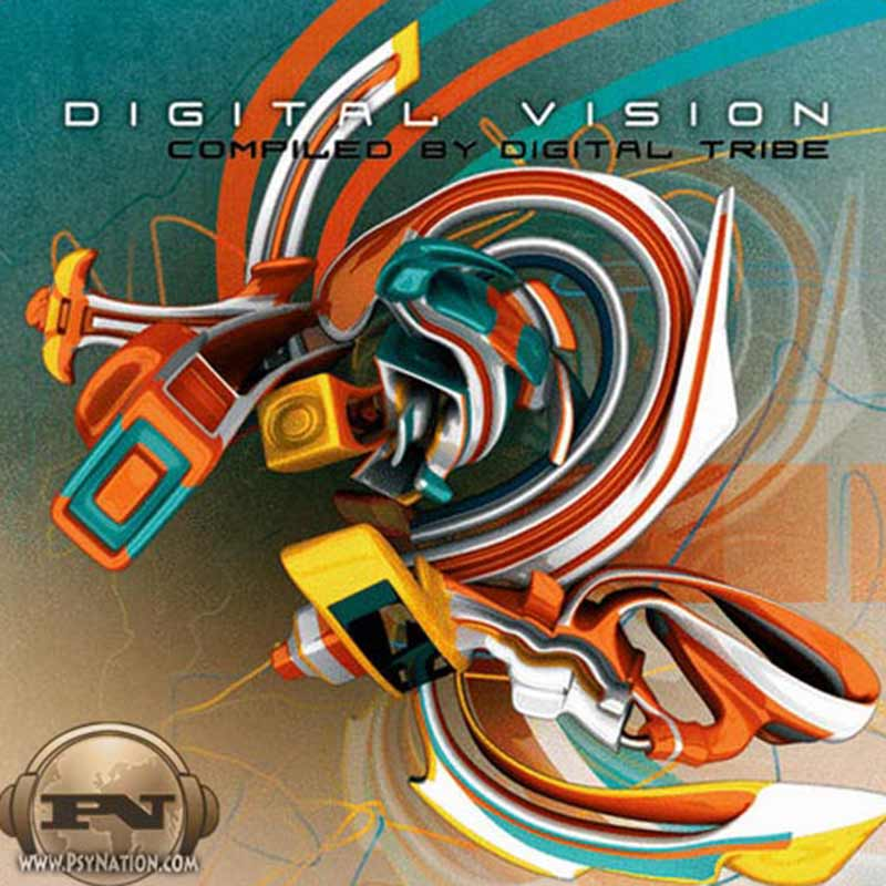 V.A. - Digital Vision (Compiled by Digital Tribe)