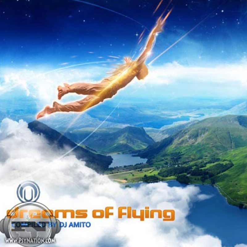V.A. - Dreams Of Flying (Compiled by Amito)