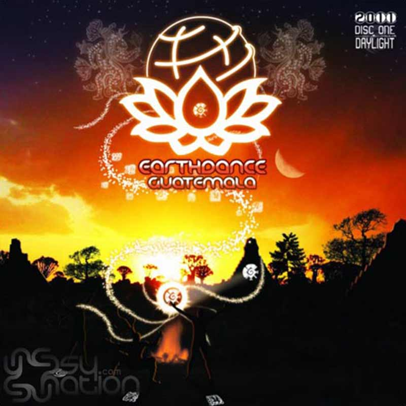 V.A. - Earthdance Guatemala: Daylight