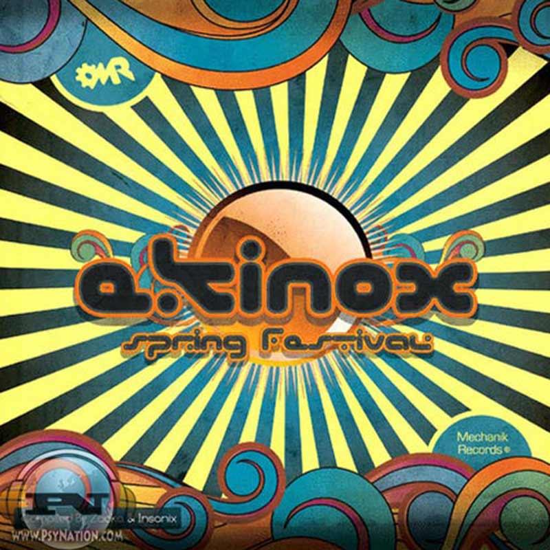 V.A. - Ekinox: Spring Festival (Compiled by Zacka & Insanix)