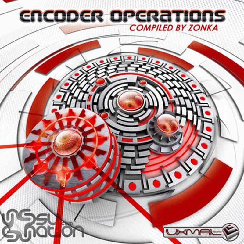 V.A. - Encoder Operations (Compiled by Zonka)