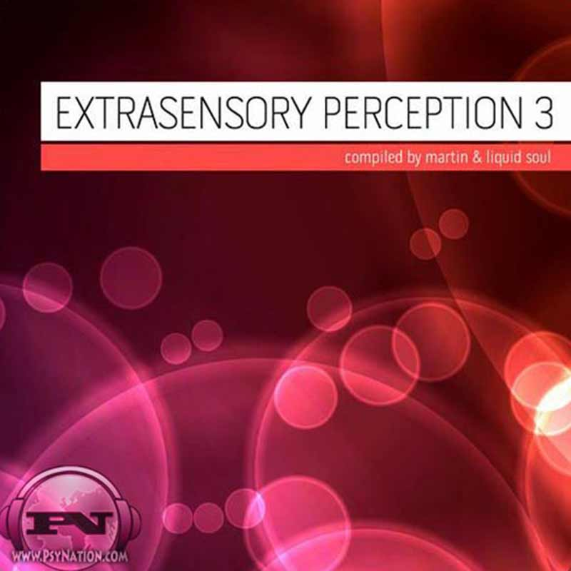 V.A. - Extrasensory Perception Part 3 (Compiled by Martin & Liquid Soul)