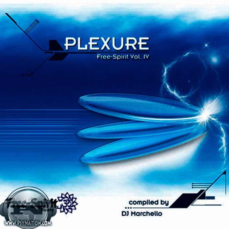 V.A. - Free-Spirit Vol. 4: Plexure (Compiled by DJ Marchello)