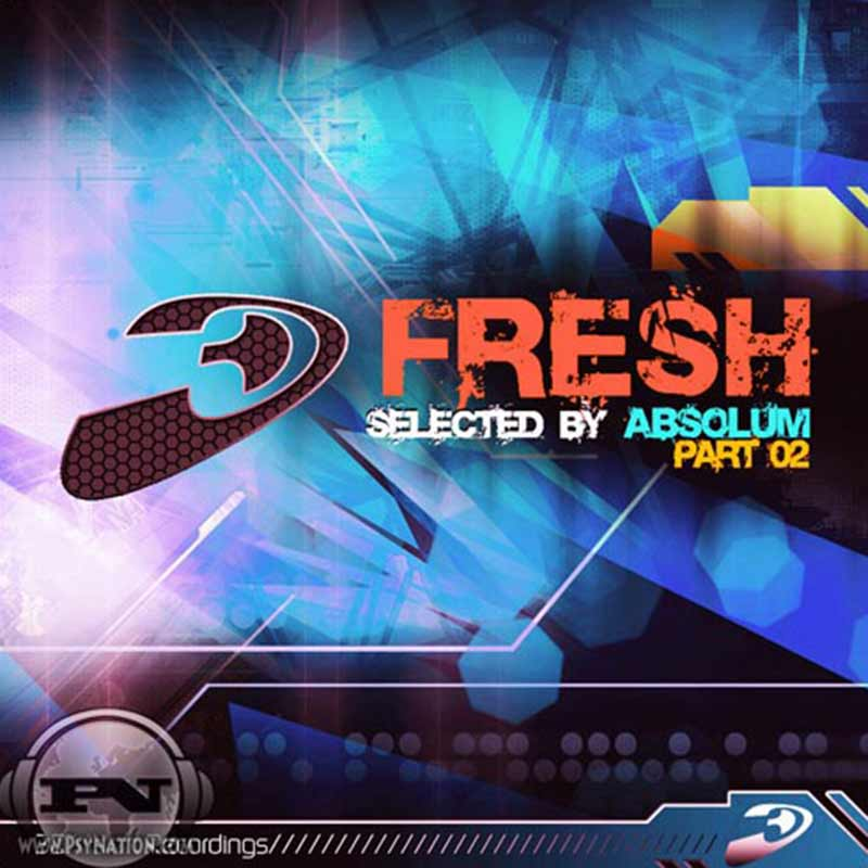 V.A. - Fresh Part 02 (Selected by Absolum)