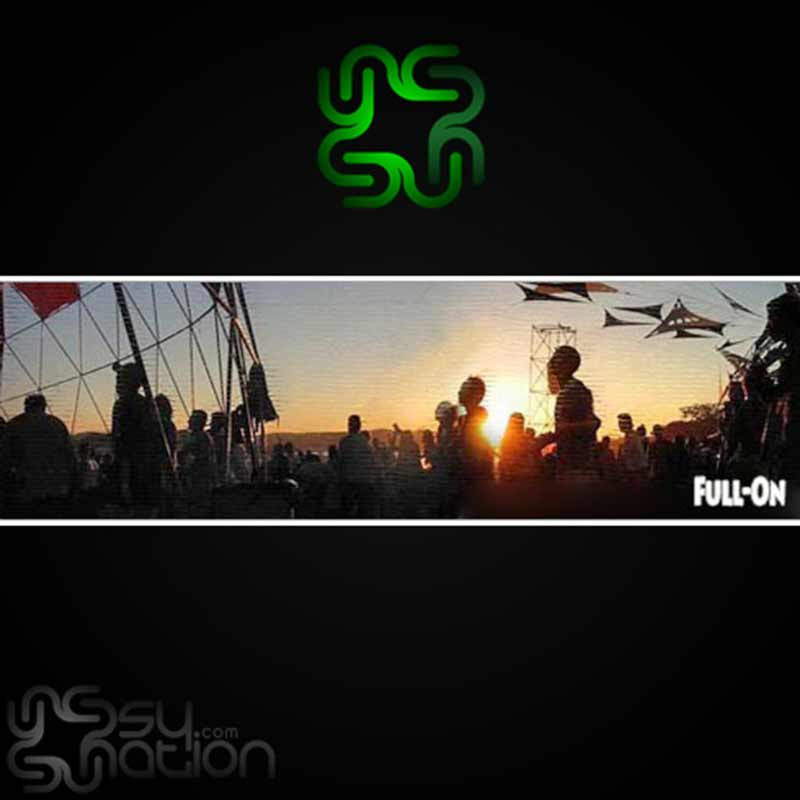 V.A. - Full-On #03 (Mixed Set by Flavio Funicelli)