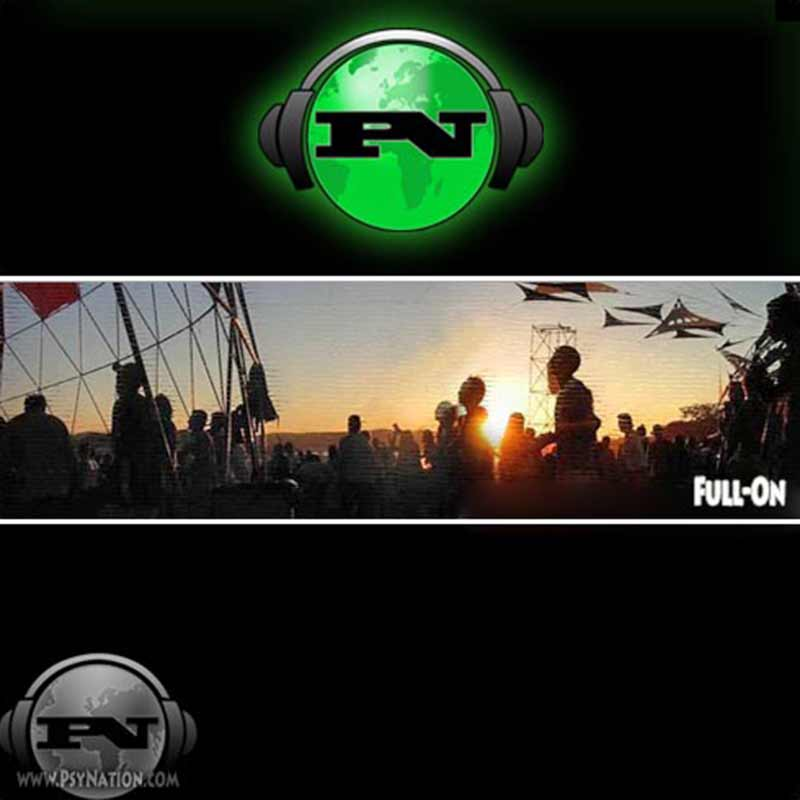 V.A. - Full-On #02 (Mixed Set by Flavio Funicelli)
