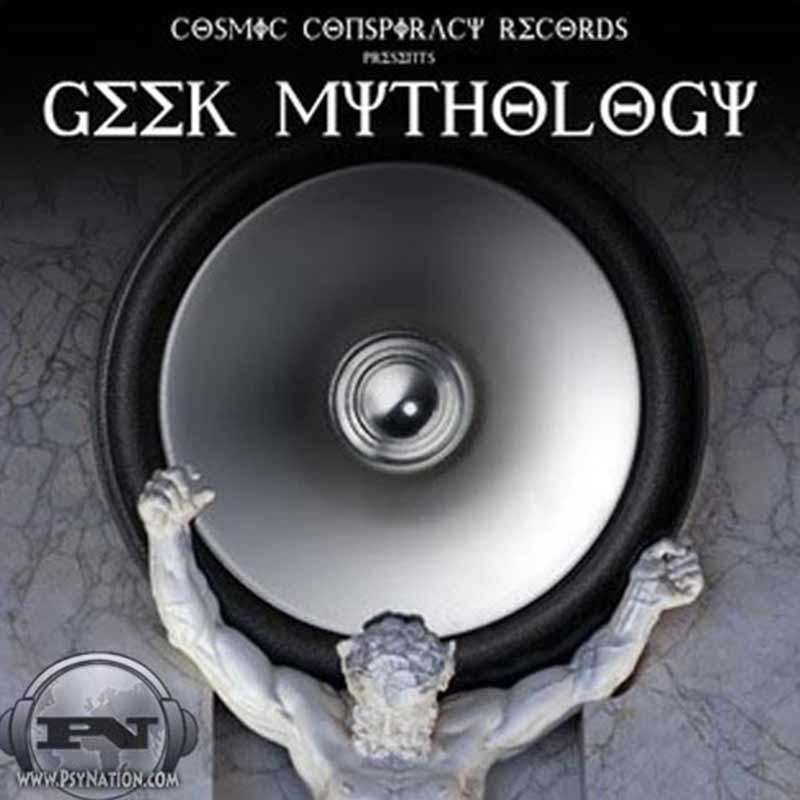 V.A. - Geek Mithology (Compiled by DJ Wizdumb)