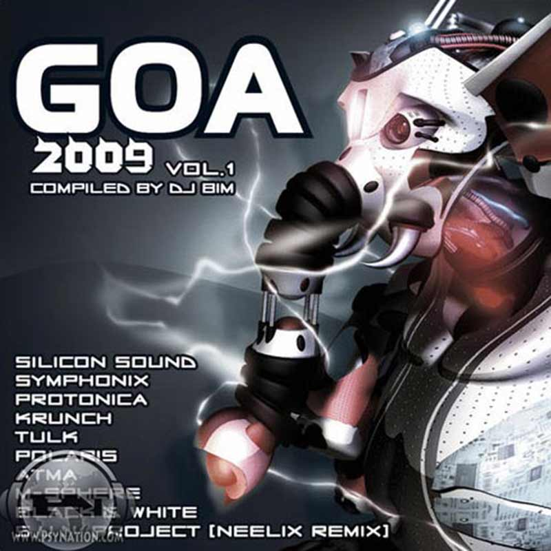 V.A. - GOA 2009 Vol. 1 (Compiled by DJ Bim)