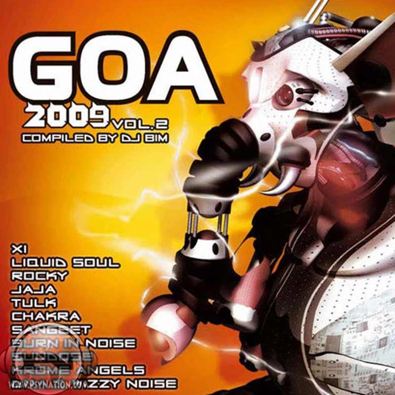 V.A. - GOA 2009 Vol. 2 (Compiled by DJ Bim)