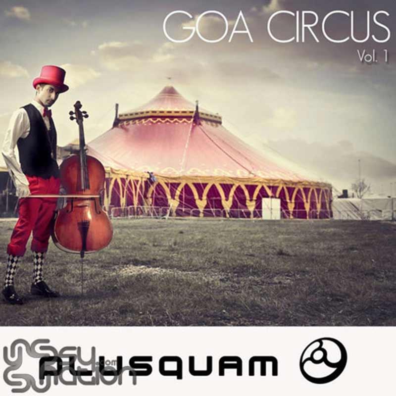 V.A. - Goa Circus Vol. 1