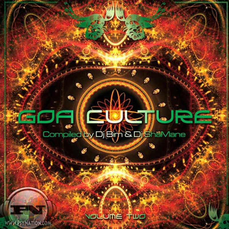 V.A. - Goa Culture Vol. 2 (Compiled by DJ Bim & DJ ShaMane)